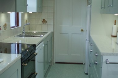 Kitchen at Rosevale